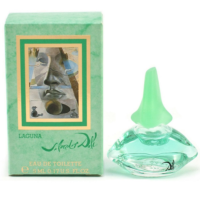 Laguna Mini Perfume by Salvadore Dali 5ml Eau De Toilette for Women