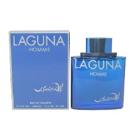 Laguna Cologne by Salvador Dali 3.4oz Eau De Toilette spray for Men