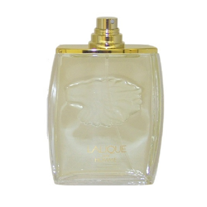 Lalique Tester Cologne by Lalique Parfums 4.2oz Eau De Toilette spray for Men