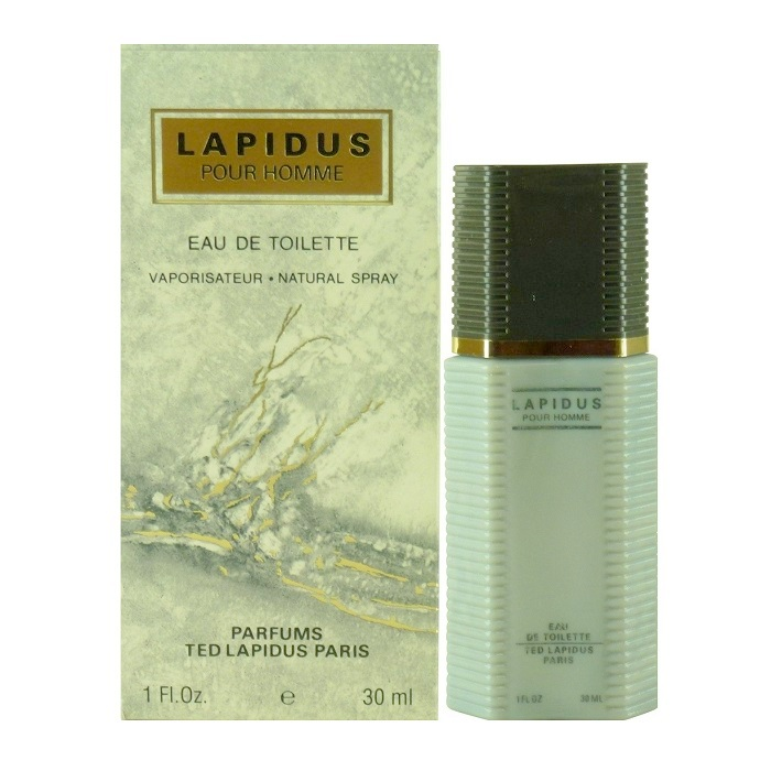 Lapidus Cologne by Ted Lapidus 1.0oz Eau De Toilette spray for Men