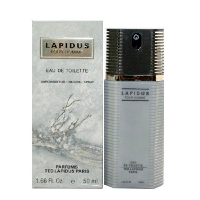 Lapidus Cologne by Ted Lapidus 1.6oz Eau De Toilette Spray for men