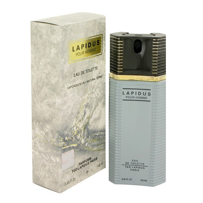 Lapidus Cologne by Ted Lapidus 3.3oz Eau De Toilette Spray for men