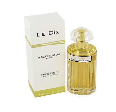 Le Dix Perfume by Balenciaga 3.3oz Eau De Toilette spray for Women