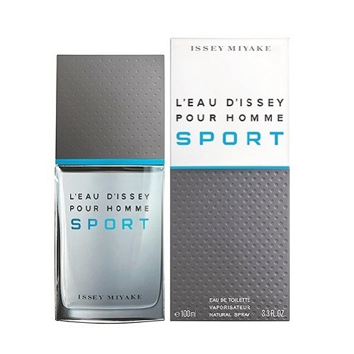 L'Eau D'issey Pour Homme Sport Cologne by Issey Miyake 3.3oz Eau De Toilette spray for Men