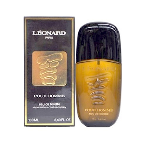 Leonard Pour Homme Cologne by Leonard 3.4oz Eau De Toilette spray for Men