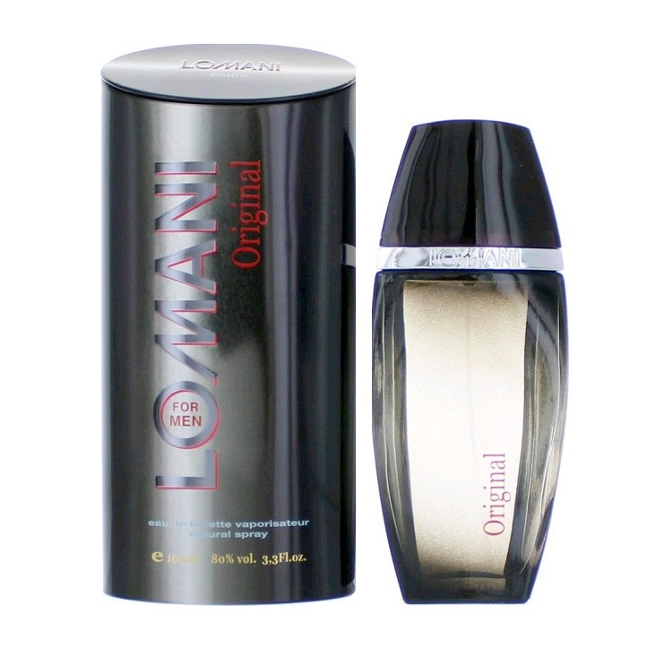 Lomani Original Cologne by Lomani 3.3oz Eau De Toilette spray for Men