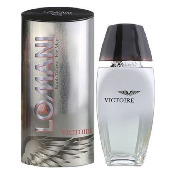 Lomani Victoire Cologne by Lomani 3.3oz Eau De Toilette spray for men