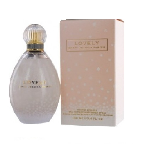Lovely Perfume by Sarah Jessica Parker 3.4oz Eau De Parfum Spray for women