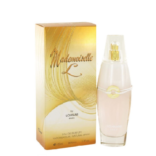 Mademoiselle Lomani Perfume by Lomani 3.3oz Eau De Parfum spray for Women