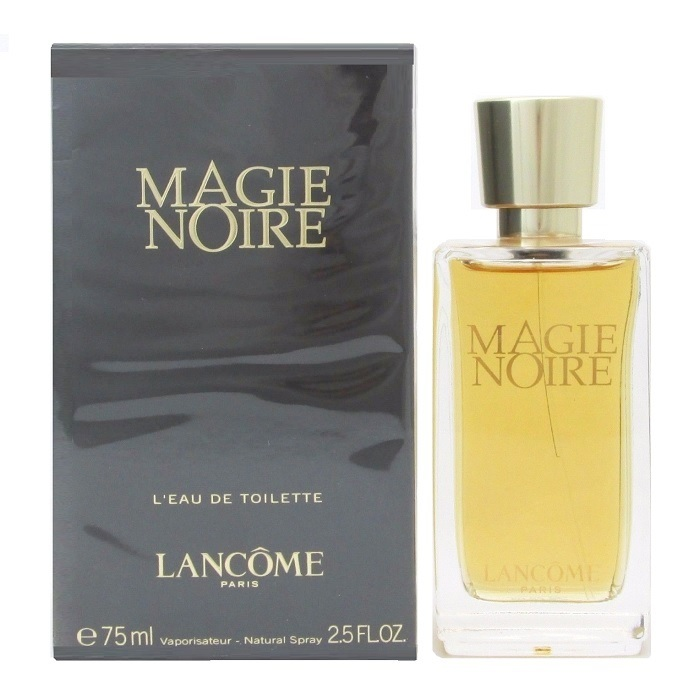 Magie Noire Perfume by Lancome 2.5oz L'eau De Toilette spray for women