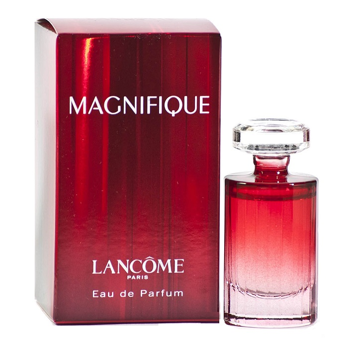 Magnifique Mini Perfume by Lancome 0.16oz / 5ml Eau De Parfum for women