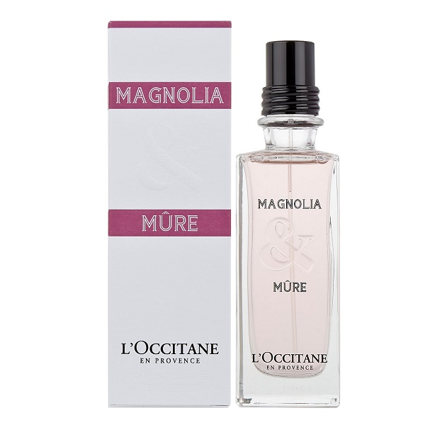 Magnolia & Mure Perfume by L'occitane 2.5oz Eau De Toilette spray for Women