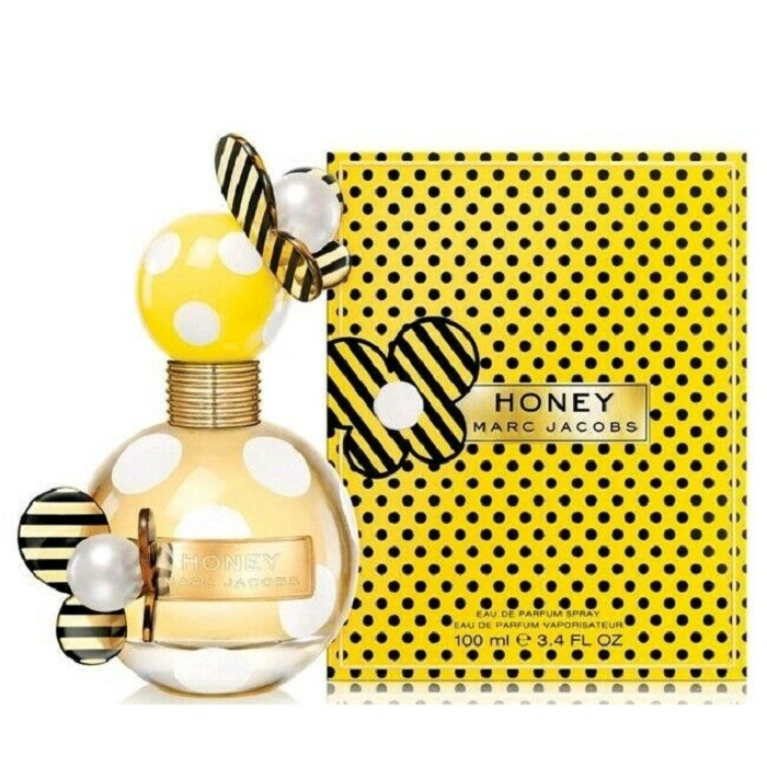 Marc Jacobs Honey Perfume by Marc Jacobs 3.4oz Eau De Parfum Spray for women