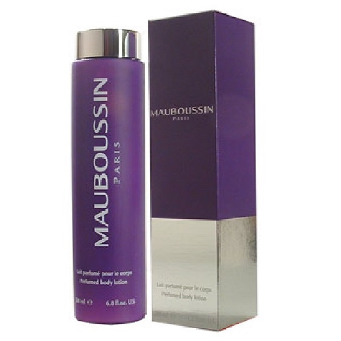 Mauboussin Body Lotion by Mauboussin 6.8oz for Women
