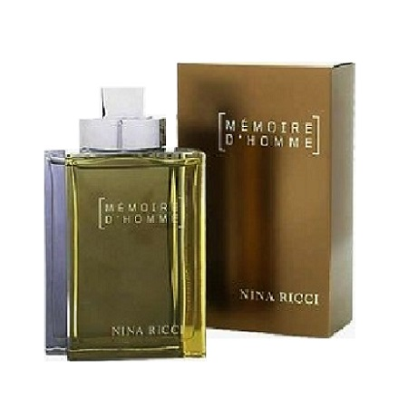 Memoire D'Homme Cologne by Nina Ricci 1.7oz Eau De Toilette spray for Men