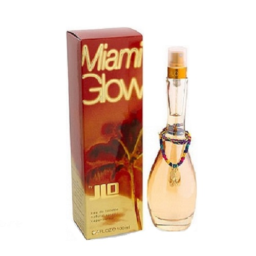 Miami Glow Perfume by JLO 1.7oz Eau De Toilette spray for Women
