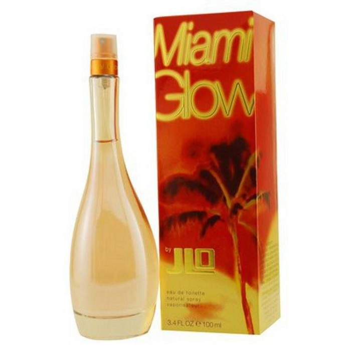 Miami Glow Perfume by JLO 3.4oz Eau De Toilette Spray for women