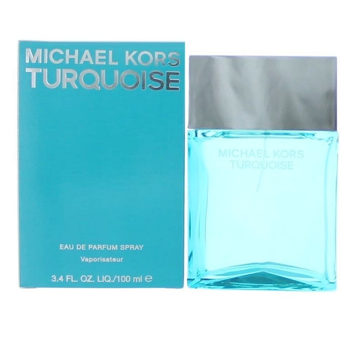Michael Kors Turquoise Perfume by Michael Kors 3.4oz Eau De Parfum spray for women