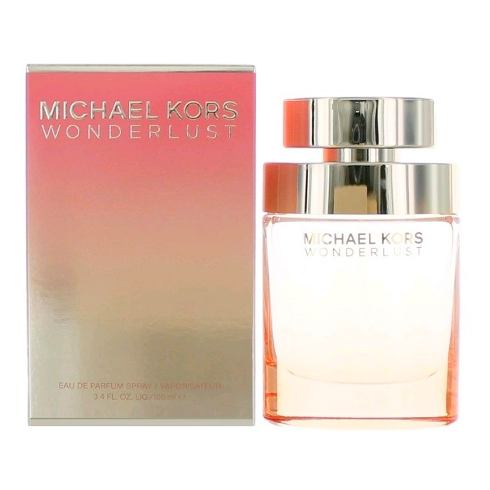 Michael Kors Wonderlust Perfume by Michael Kors 3.4oz Eau De Parfum Spray for women