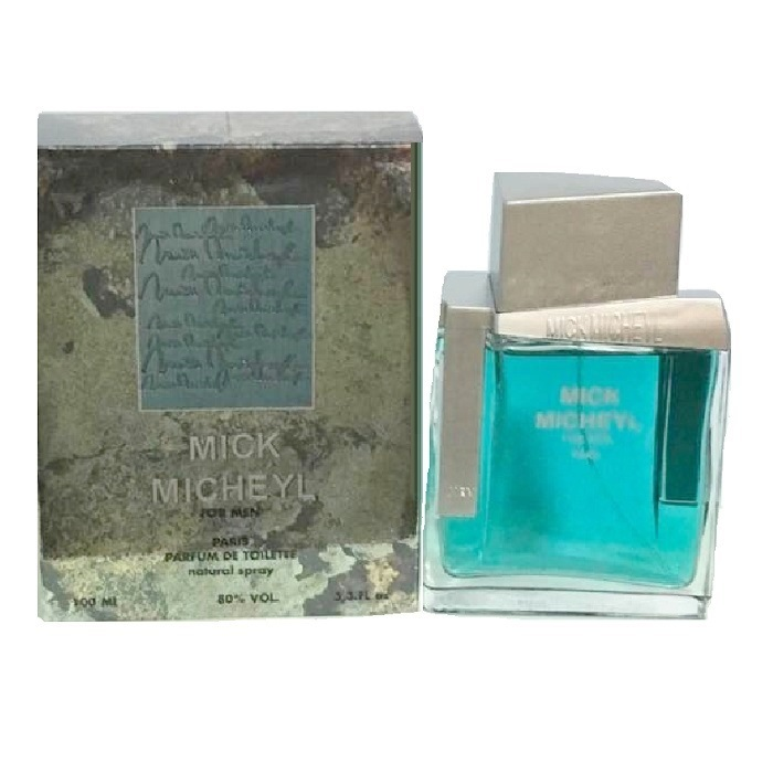 Mick Micheyl Cologne by Mick Micheyl 3.4oz Perfume De Toilette spray for men