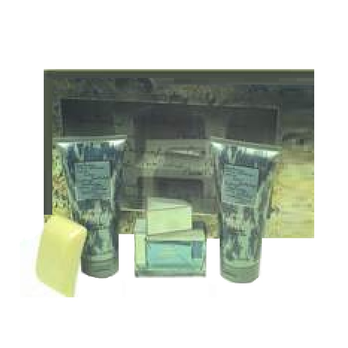 Mick Micheyl Perfume Gift Sets for men - 2.0oz Eau De Toilette Spray, 6.8oz After Shave Balm, & 3.52oz Soap