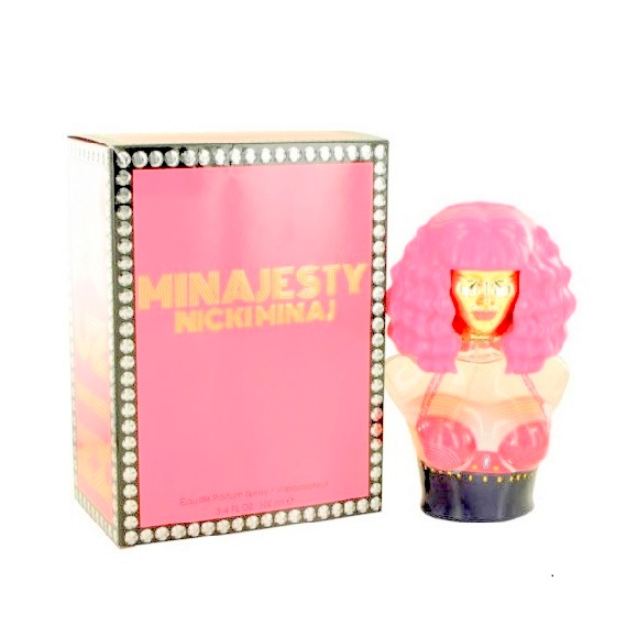Minajesty Perfume by Nicki Minaj 1.0oz Eau De Parfum spray for Women