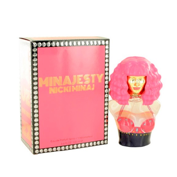 Minajesty Perfume by Nicki Minaj 1.7oz Eau De Parfum spray for Women