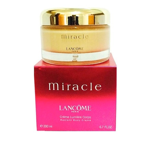 Miracle Body Cream by Lancome 6.7oz for women