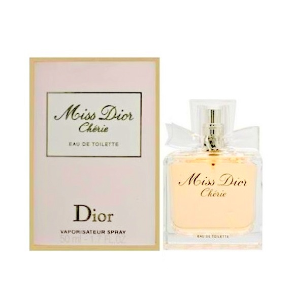 Miss Dior Cherie Perfume by Christian Dior 1.7oz Eau De Toilette spray for Women