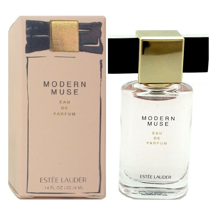 Modern Muse Mini Perfume by Estee Lauder 0.14oz / 4ml Eau De Parfum for women