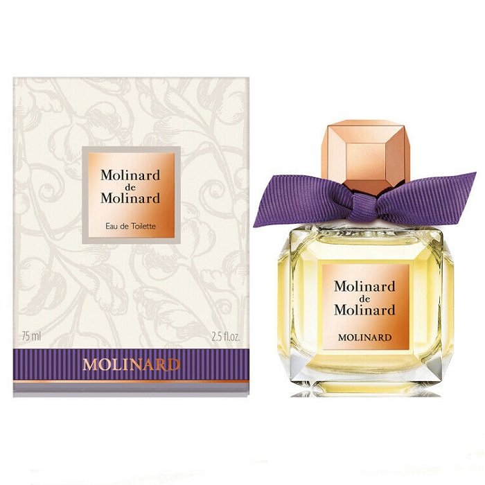 Molinard De Molinard Perfume by Molinard 2.5oz Eau De Toilette spray for women
