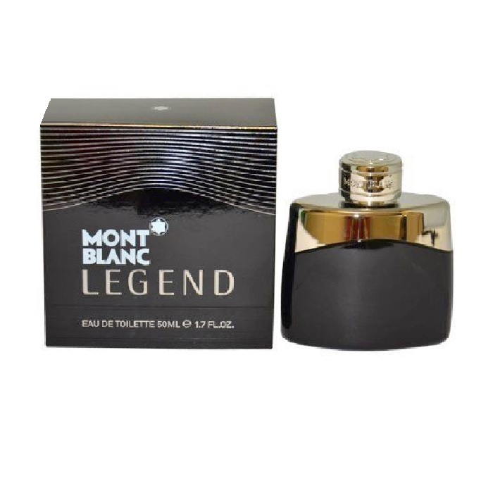 Mont Blanc Legend Cologne by Mont Blanc 1.7oz Eau De Toilette spray for men