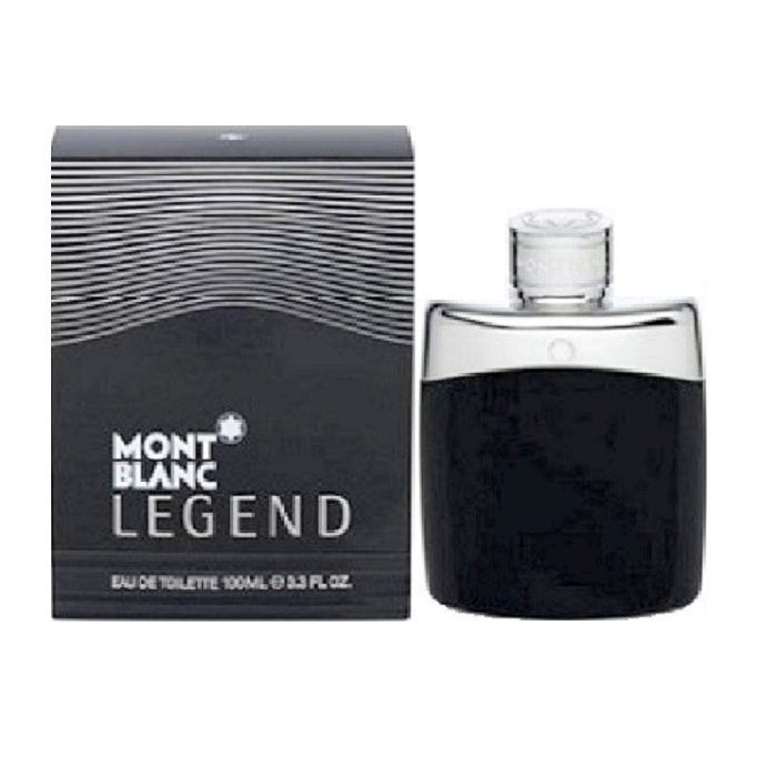 Mont Blanc Legend Cologne by Mont Blanc 3.3oz Eau De Toilette spray for men