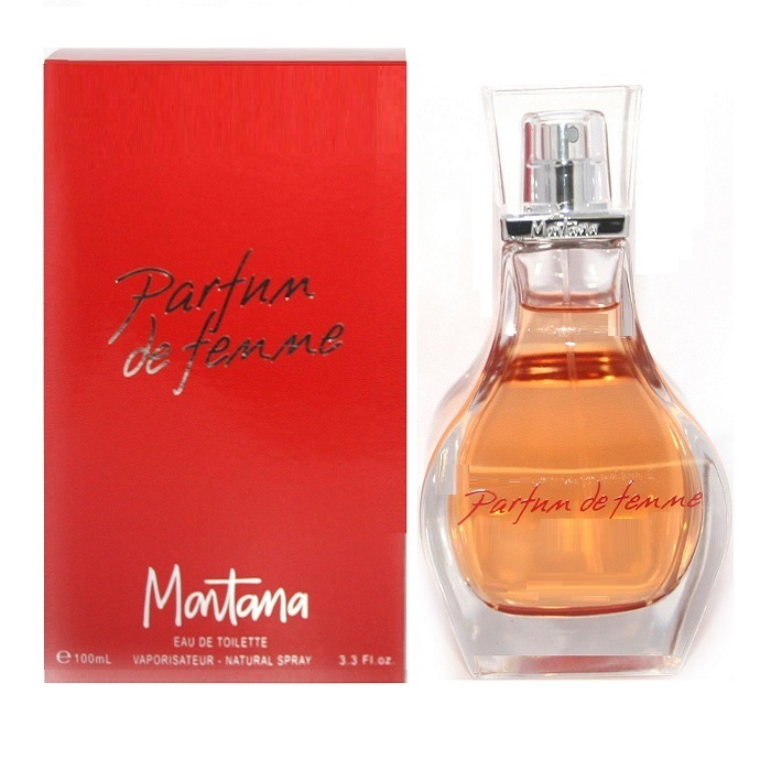 Montana Parfum De Femme Perfume by Montana 3.3oz Eau De Toilette spray for women