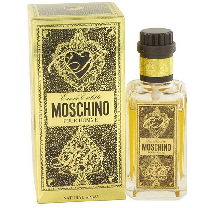 Moschino Cologne by Moschino 1.7oz Eau De Toilette Spray for men