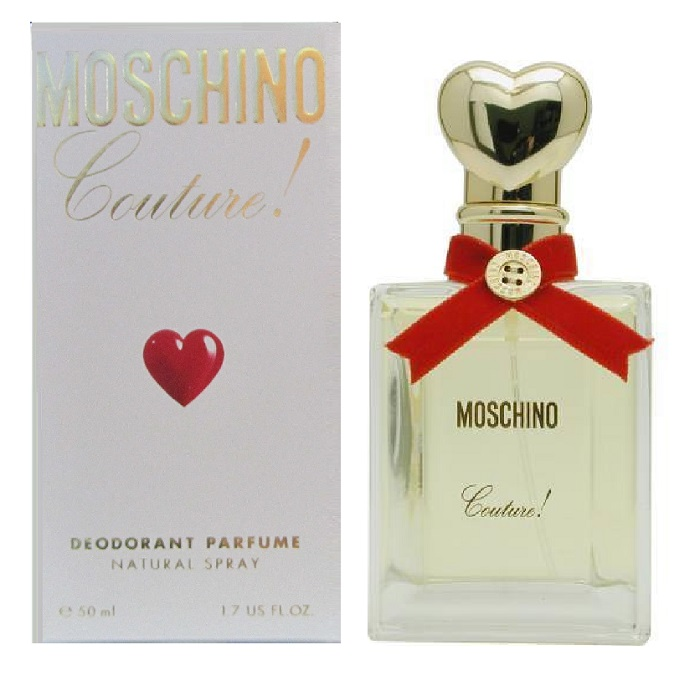 Moschino Couture Deodorant by Moschino 1.7oz spray for women