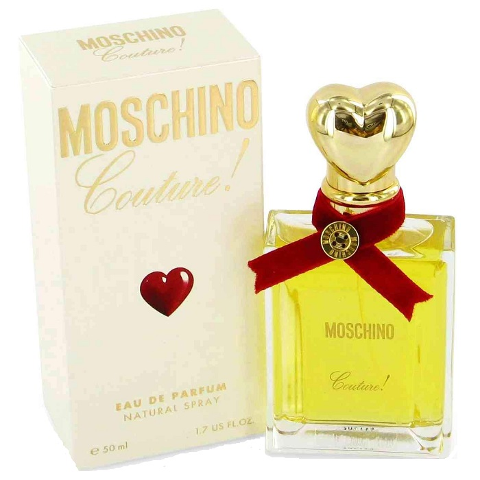 Moschino Couture Perfume by Moschino 1.7oz Eau De Parfum spray for women