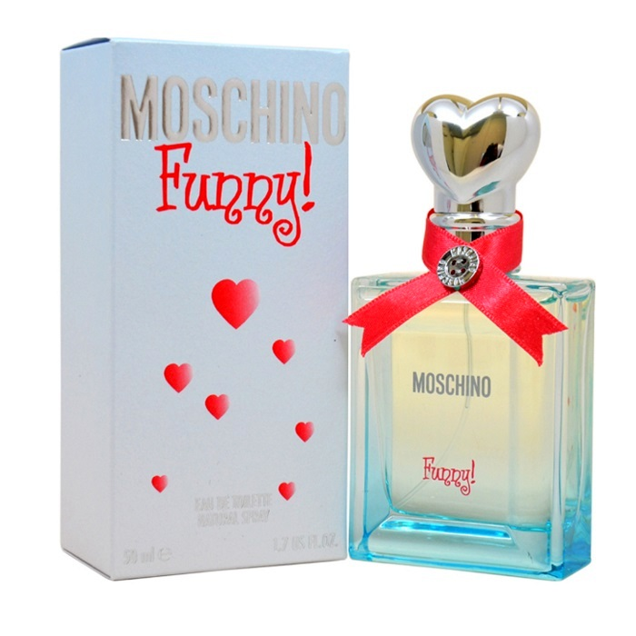 Moschino Funny Perfume by Moschino 1.7oz Eau De Toilette spray for Women