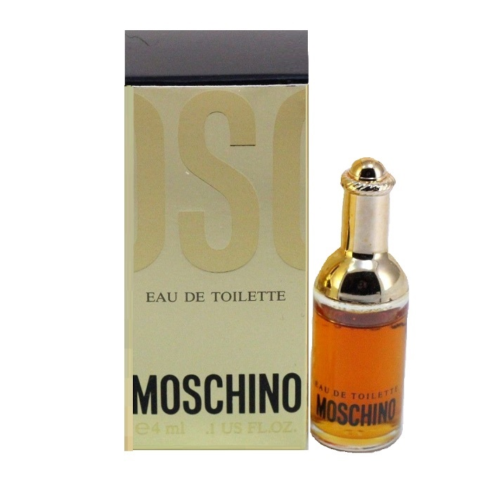 Moschino Mini Perfume by Moschino 0.13oz / 4ml Eau De Toilette for Women