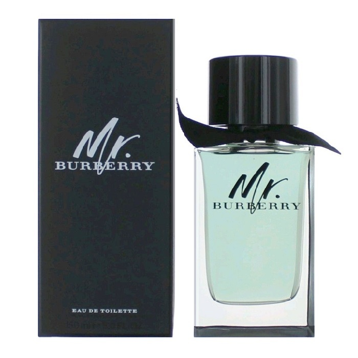 Mr Burberry Cologne by Burberry 5.0oz Eau De Toilette spray for Men