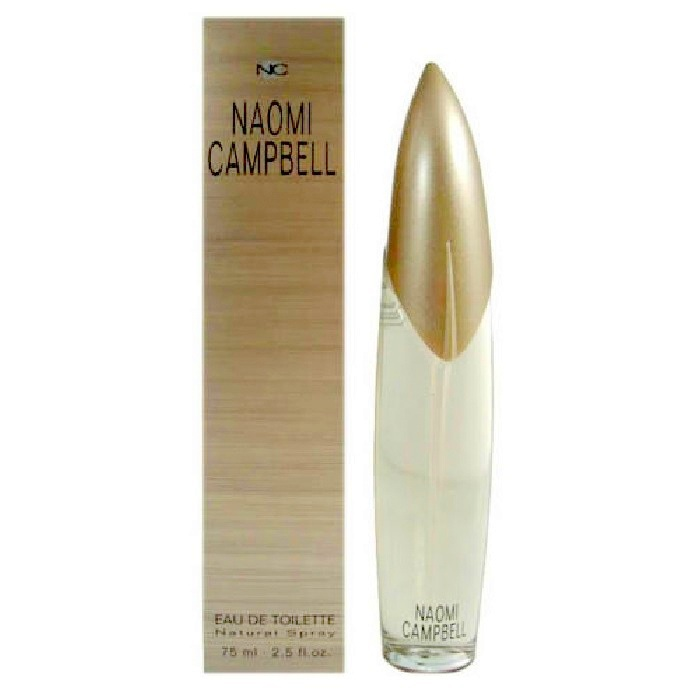 Naomi Campbell Perfume by Naomi Campbell 2.5oz Eau De Toilette spray for women