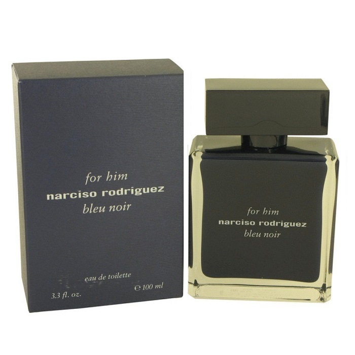 Narciso Rodriguez Bleu Noir Cologne by Narciso Rodriguez 3.3oz Eau De Toilette spray for Men