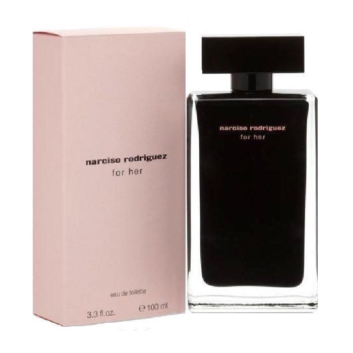 Narciso Rodriguez Perfume by Narciso Rodriguez 3.3oz Eau De Toilette spray for her