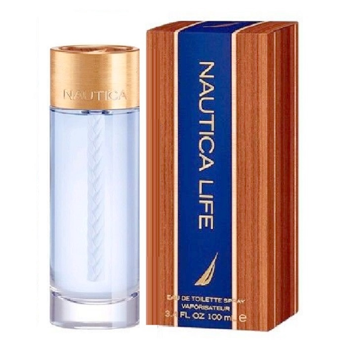 Nautica Life Cologne by Nautica 3.4oz Eau De Toilette spray for men