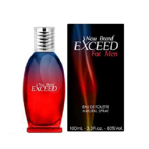New Brand Exceed Cologne