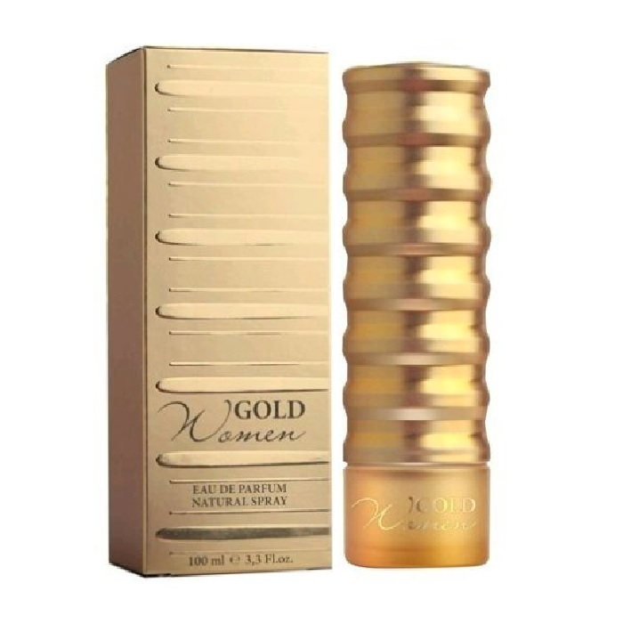 New Brand Gold Perfume by New Brand 3.3oz Eau De Parfum spray for women