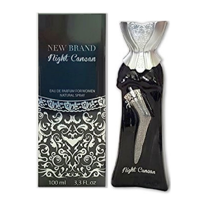 New Brand Night Cancan Perfume by New Brand 3.3oz Eau De Parfum spray for women