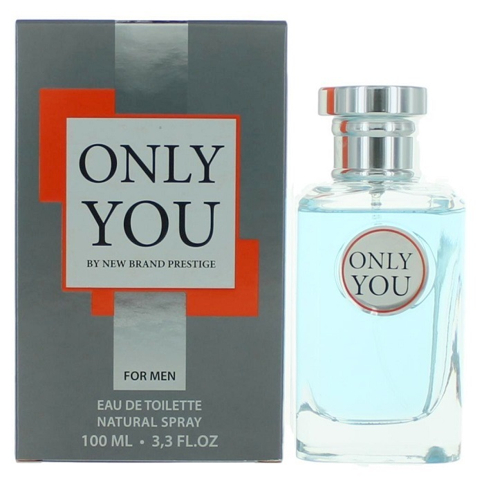 New Brand Only You Cologne by New Brand 3.3oz Eau De Toilette spray for men