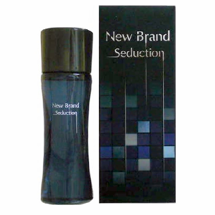 New Brand Seduction Cologne by New Brand 3.3oz Eau De Toilette spray for men