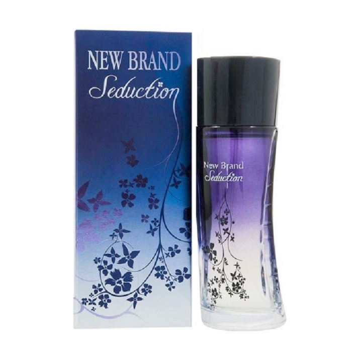 New Brand Seduction Perfume by New Brand 3.3oz Eau De Parfum spray for women